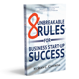 LIVE TALK: 8 Unbreakable Rules for Business Success Part 1