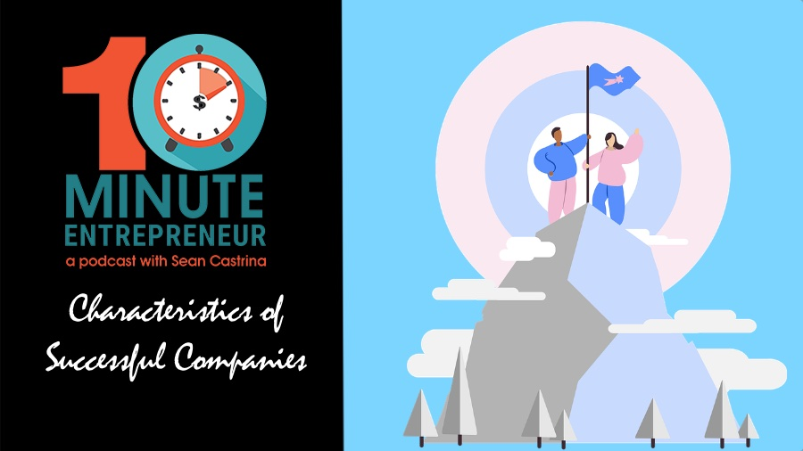 Ep 317: 8 Characteristics of Successful Companies
